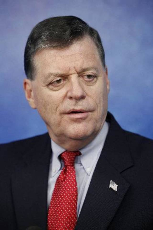 U.S. Rep. Tom Cole <strong></strong>