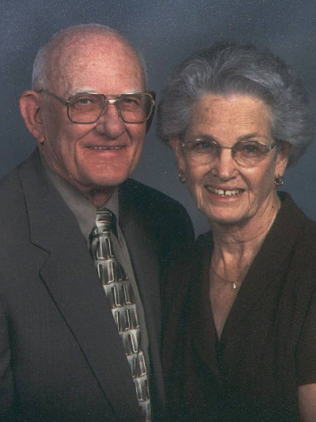 Darrell and Mary Lumry