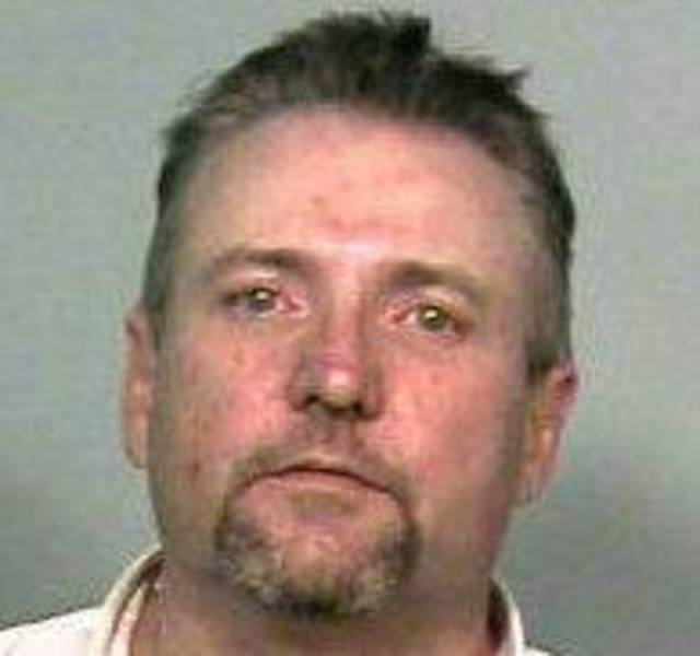 RICHARD EATON / ARREST: Richard Dean Eaton, DOB 10-16-1962, arrested for burglary in the second degree. Provided ORG XMIT: KOD