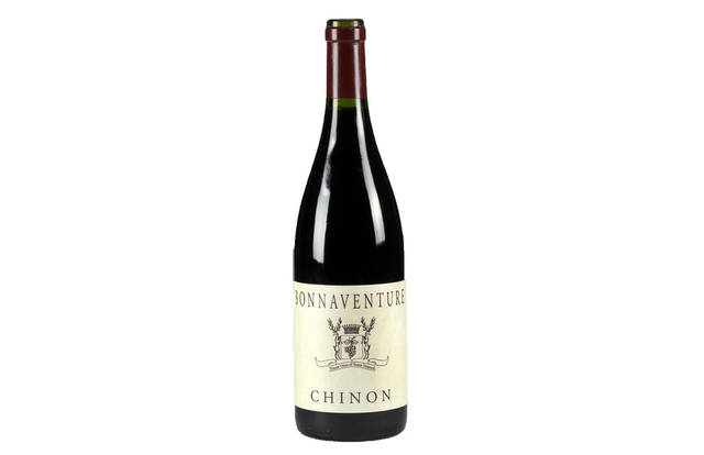 The 2010 Chateau de Coulaine Bonnaventure Chinon goes with duck, coq au vin, grilled meats, cheese. (Kirk McKoy/Los Angeles Times/MCT)