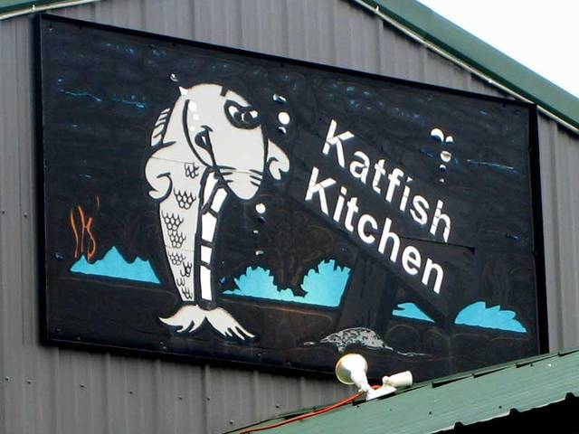 Katfish Kitchen in Tahlequah, Oklahoma.