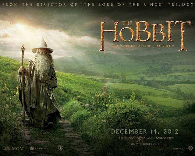 &quot;The Hobbit: An Unexpected Journey&quot; premiered Friday in theaters nationwide. &lt;strong&gt;&lt;/strong&gt;