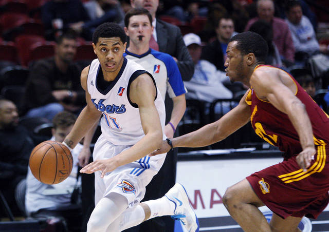 Jeremy Lamb is one of a few Thunder players who have benefitted from stints with Tula. CORY YOUNG/Tulsa World