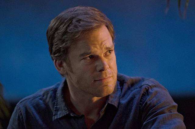 "Michael C. Hall as Dexter Morgan in ""Dexter"" (Season 8, episode 9) - Photo by Randy Tepper/Showtime"