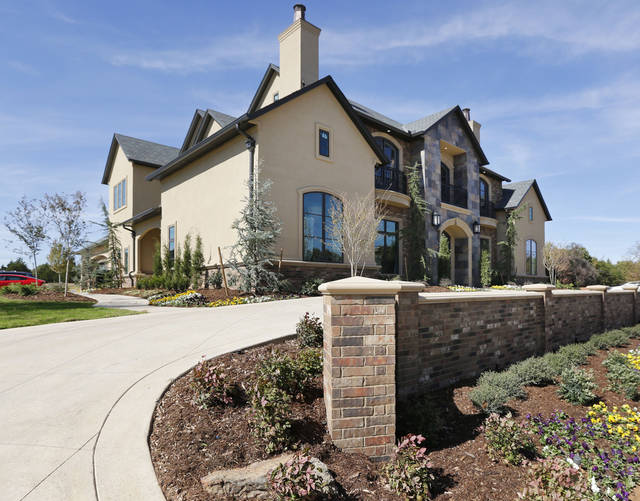 Street Of Dreams Lives Up To The Name In Edmond Oklahoma