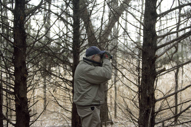 The Oklahoma City Audubon Society has been participating in the National Audubon Society's bird count since 1947. PHOTO BY SARAH PHIPPS, THE OKLAHOMAN ARCHIVE