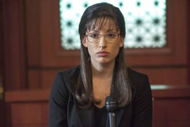 "Tania Raymonde stars as Jodi Arias in the all-new Lifetime Original Movie, ""Jodi Arias: Dirty Little Secret."" -  Photo by Jack Zeman Copyright 2011"