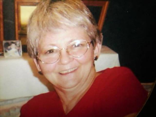 Sharrel  Blankenbaker, 63, of Felt, Oklahoma, shot to death at a truck stop in Amarillo, while preventing the abduction of one of her granddaughters.