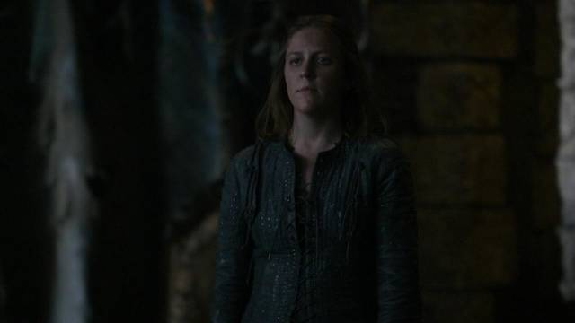 Yara Greyjoy, if that is your real name!