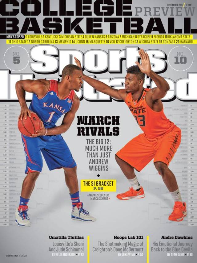 Marcus Smart and OSU in the latest SI.