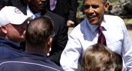Obama seeks to undercut Romney's record on jobs | NewsOK.