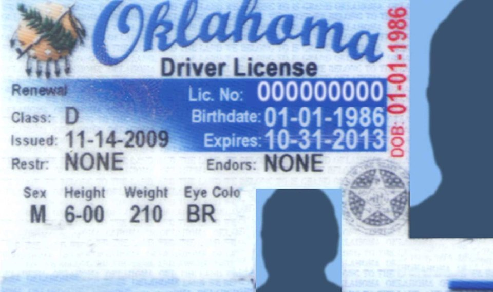 Id Problem For Still Oklahoma Compliance Real A