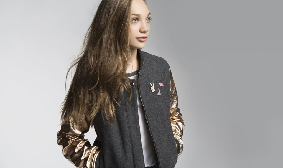 Dancer Maddie Ziegler is launching a clothing line