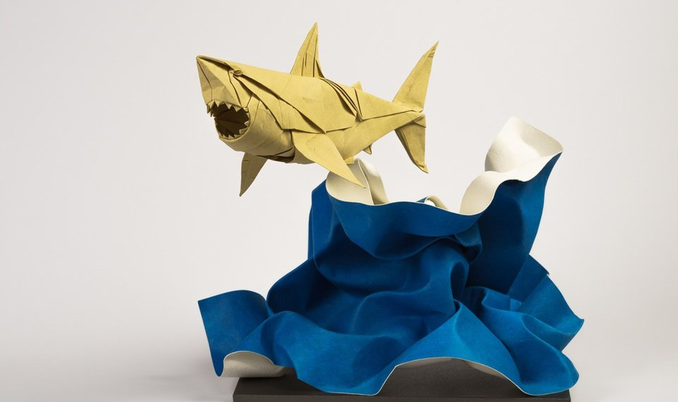 Science Museum Oklahoma Unfolds Art Science Of Origami In New