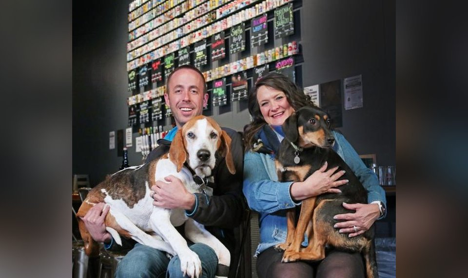 A Party For The Pets Local Business Uses Anniversary For Charitable