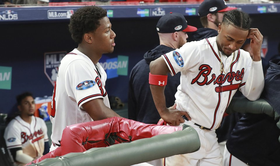 Baby Braves bow out in playoffs, but the future looks bright