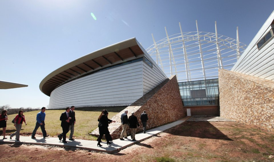 Oklahoma City, Chickasaw Nation close land transaction for the