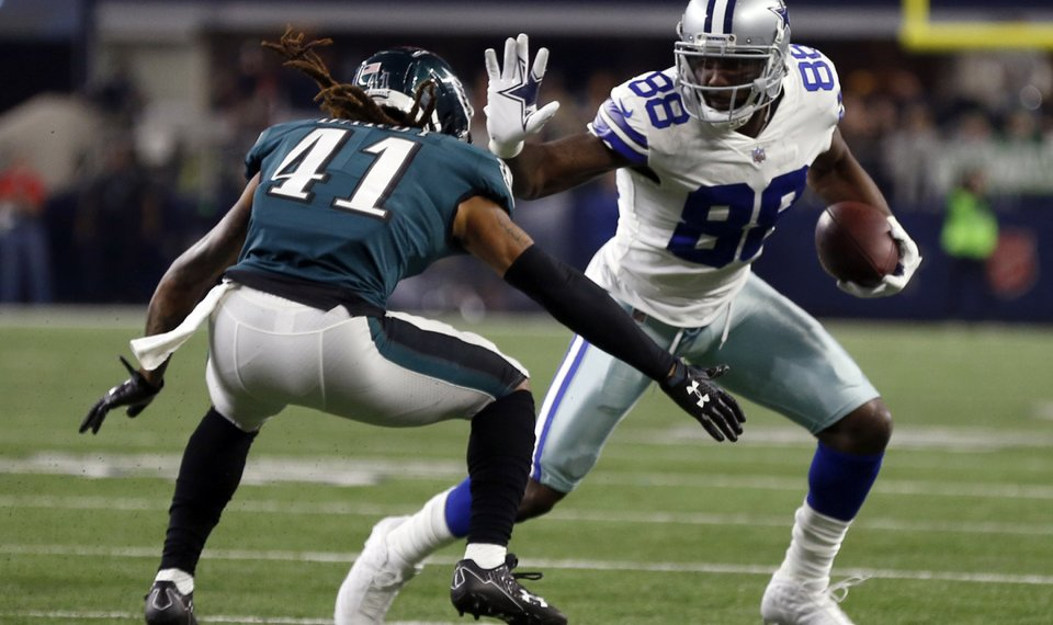 The New Orleans Saints placed former Oklahoma State and Dallas Cowboys wide  receiver Dez Bryant ( a8433ad8a