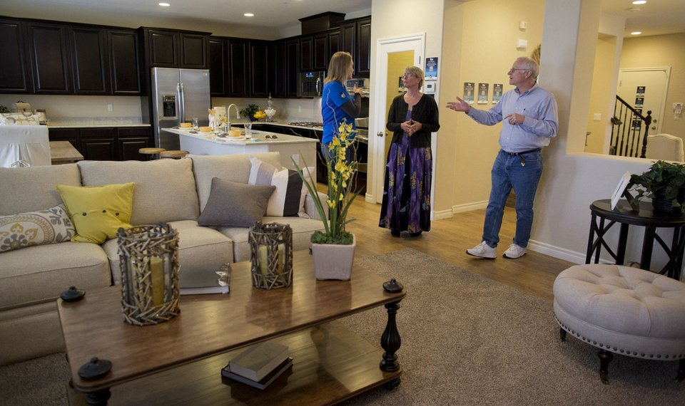 New Homes Provide Space For Extended Family