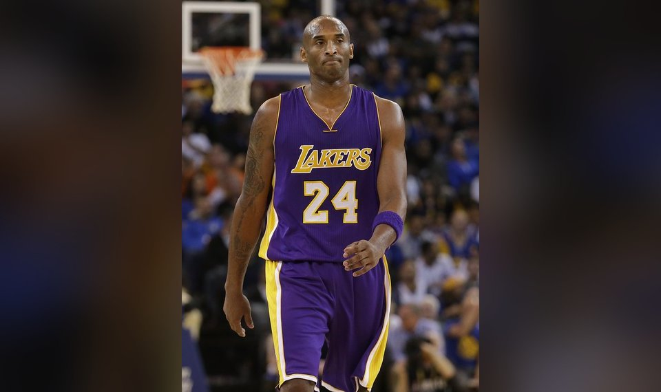 d587c57f400b Los Angeles Lakers guard Kobe Bryant will likely play his final regular  season game on April
