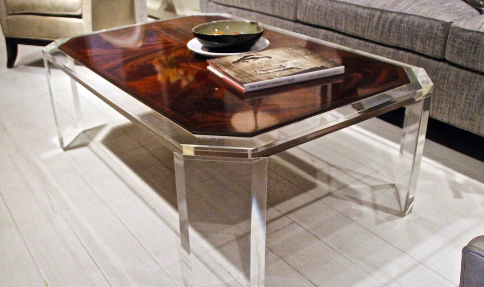 This City Light Phoenix Coffee Table By Thomas Ou0027Brien For Century Was  Inspired By