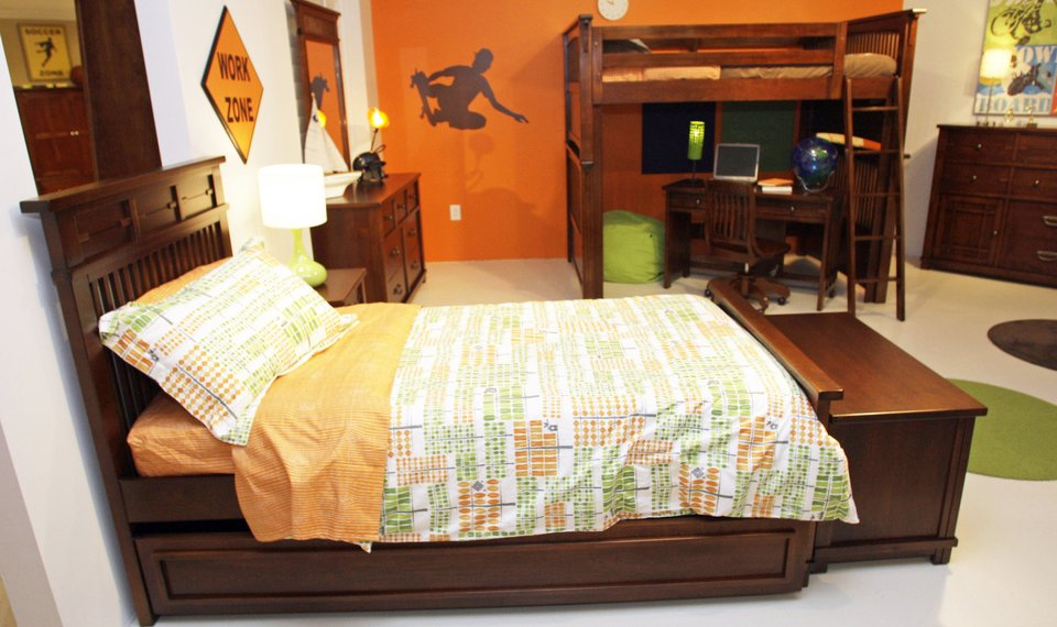 Stanley Furniture 8217 S Youth Oriented Base Camp 8221
