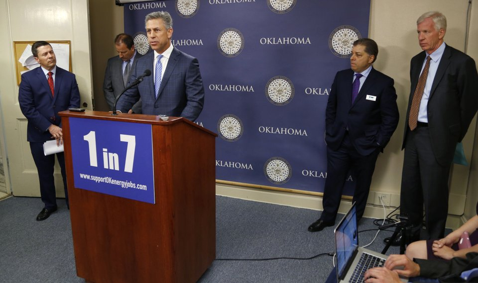 Legislative consensus can be hard to find in the Oklahoma