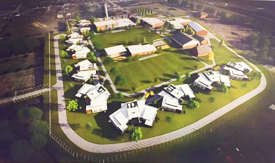 Plans Advance For Next Generation Campus For Juvenile Offenders In