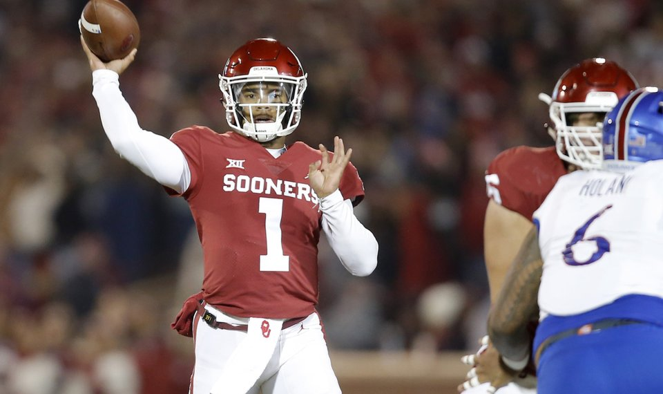 OU football: How Kyler Murray and Will Grier's Heisman campaigns compare