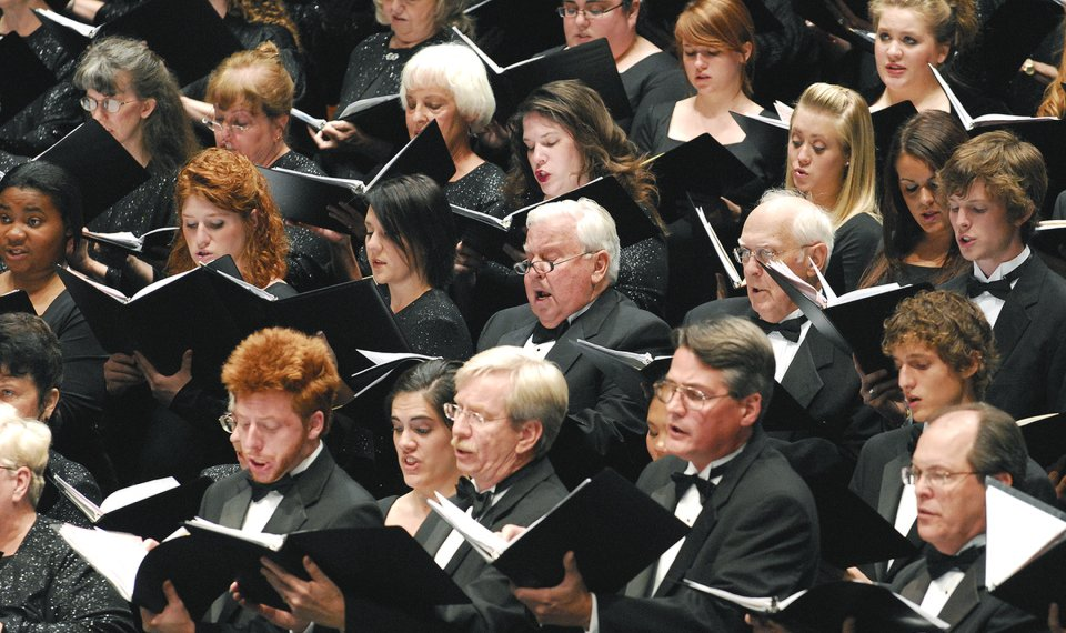 Canterbury Choral Society's Christmas program is eclectic
