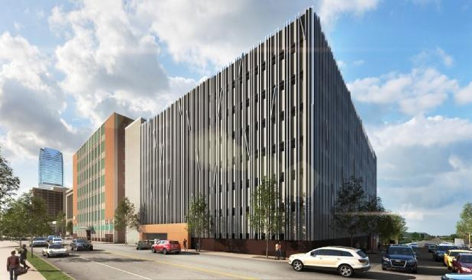Oklahoma DEQ set to replace aging Midtown garage