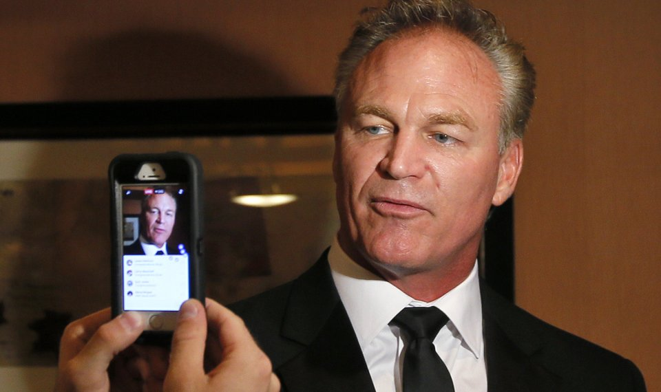 Making A Tough Transition From The Boz To Brian Bosworth