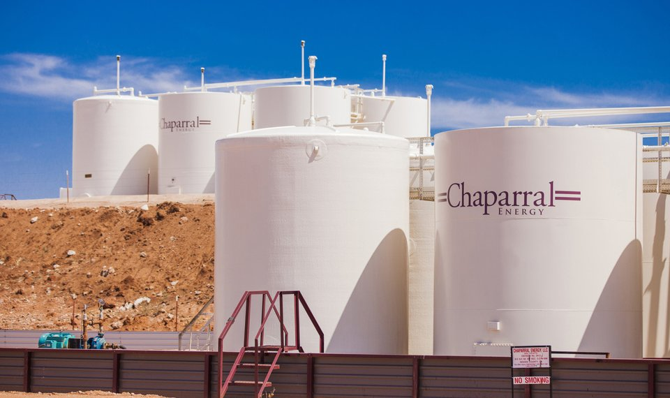 Oklahoma City-based Chaparral Energy to be listed on the New