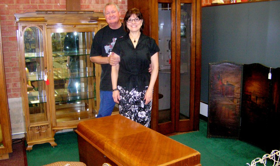 After 25 years in business, Oklahoma City antique mall proprietors look to  future - After 25 Years In Business, Oklahoma City Antique Mall Proprietors