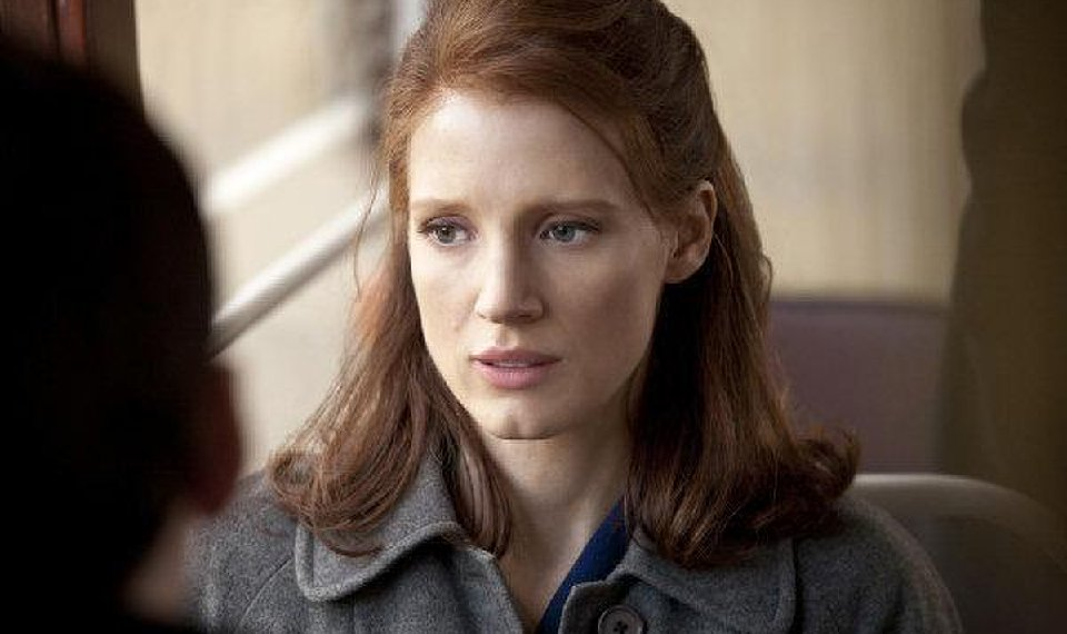 Actress Jessica Chastain savors success of 'The Help,' 'The Debt'