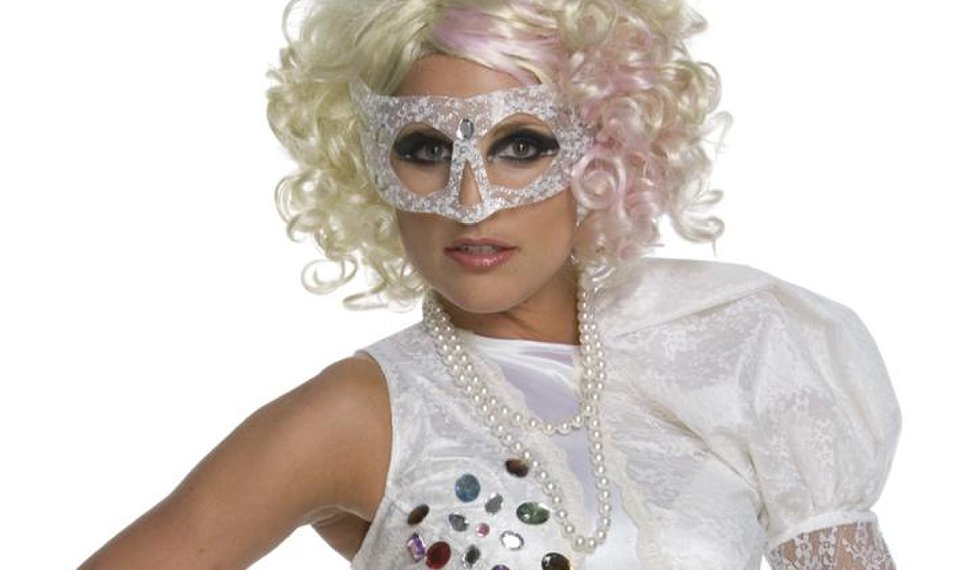 dab14c6022 This product image courtesy of Ricky s NYC shows a Lady Gaga costume. While  classic costumes