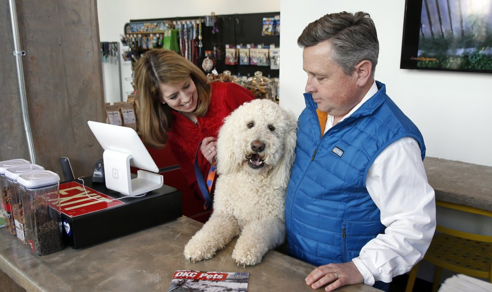 Dogs Spur Business Ventures In Oklahoma City S Deep Deuce