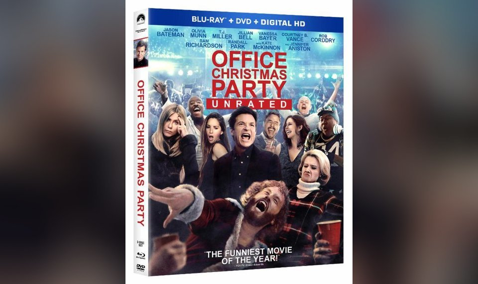 related photos the paramount pictures holiday comedy office christmas party is out on blu ray