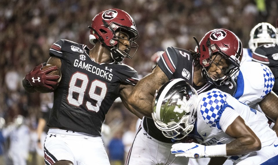 South Carolina Looks To Hit The Ground Running Vs Georgia