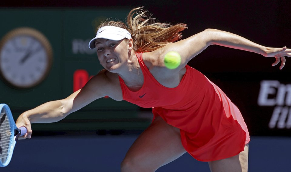 Sharapova Can T Say What S Next After Australian Open Loss