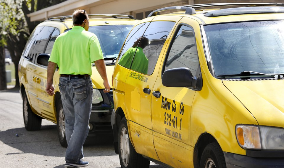 Company offers to hire laid off Yellow Cab drivers
