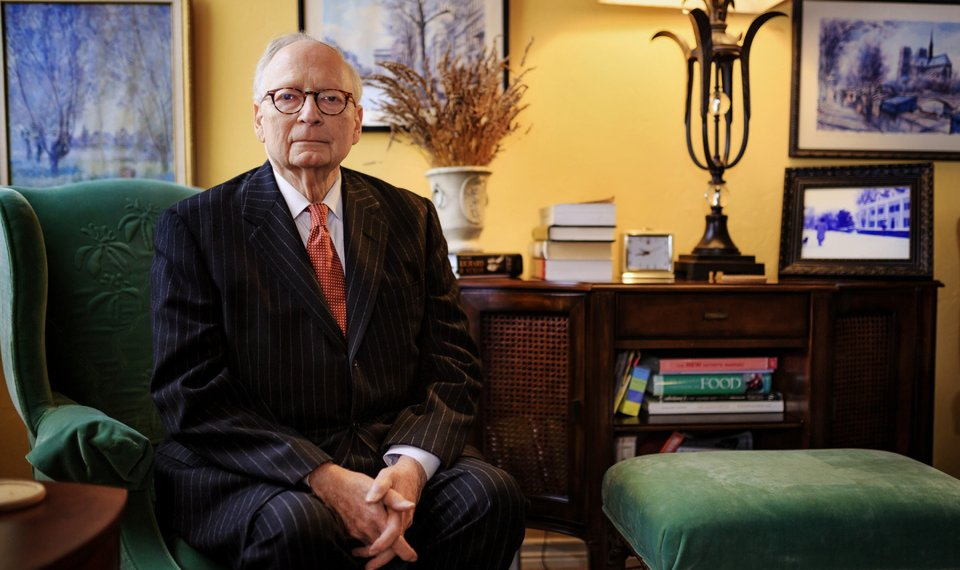 Renowned civil rights attorney has no plans to stop practicing law