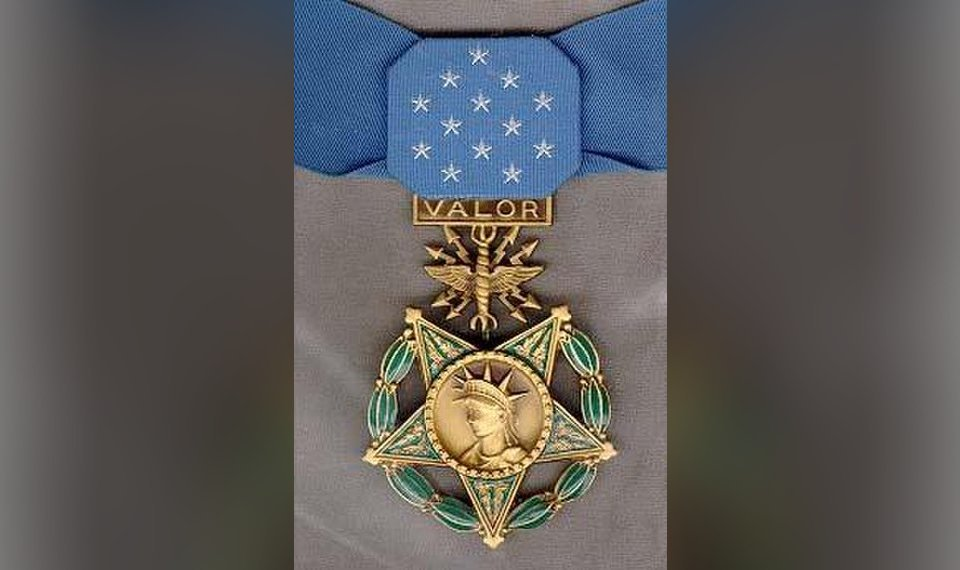 Oklahoma Recipients of Medal of Honor