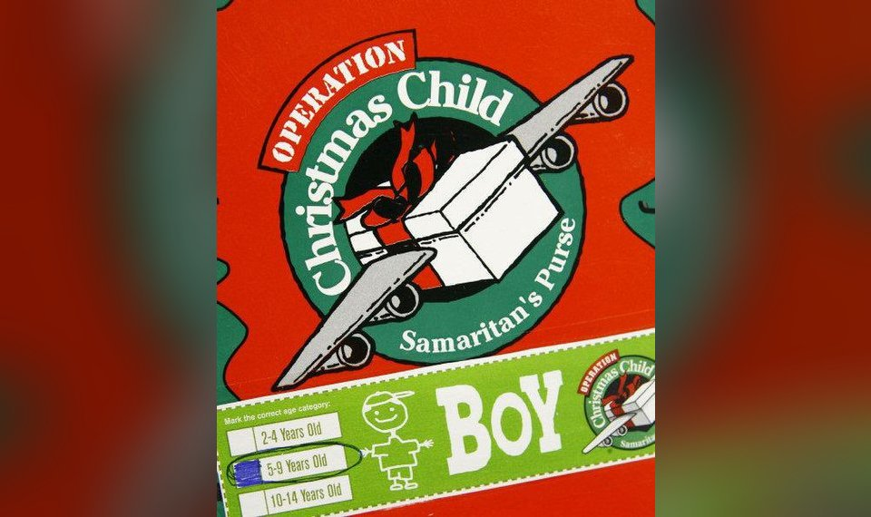 Operation Christmas Child Drop Off.Collection Week Is Soon For Operation Christmas Child