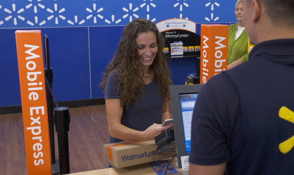 Walmart Pay threatens to surpass Apple in U S  mobile payments