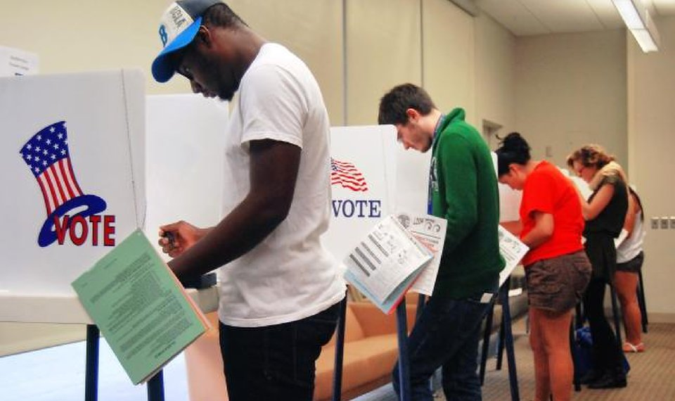 Jonah Goldberg: California's primary shows why early voting is a bad idea