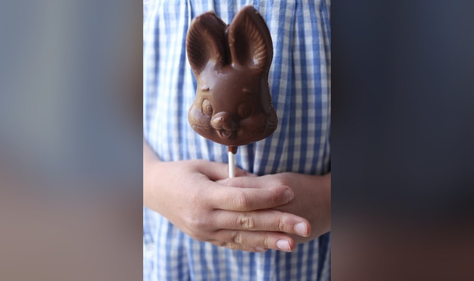 Do-it-yourself Easter candy: Fill a basket with delicious