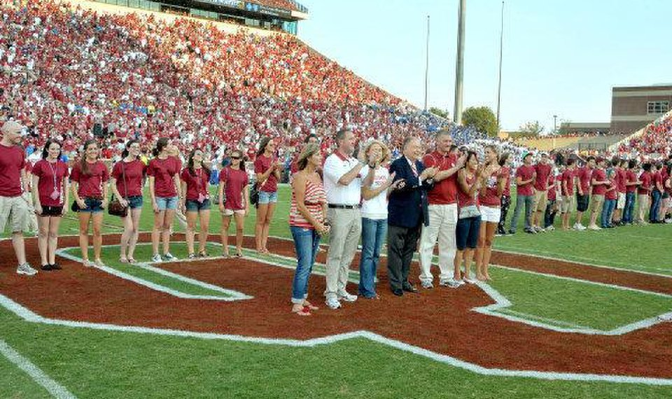 University Of Oklahoma Offers Support Scholarships For National