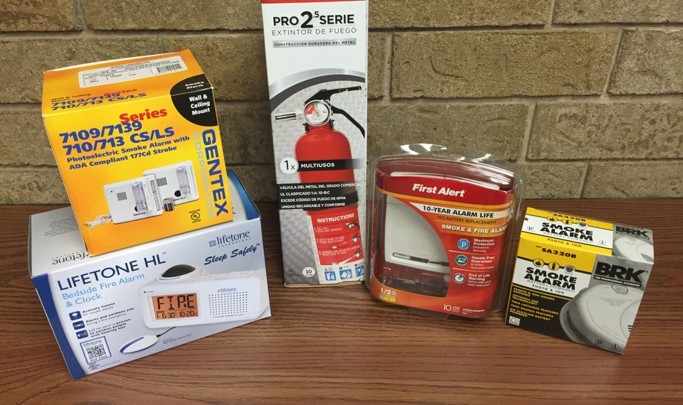 Midwest City To Give Away Smoke Alarms For Hard Of Hearing