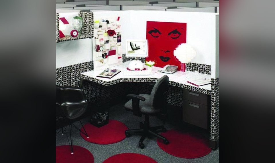 At Home By Marnie Jameson Cube Your Office Space